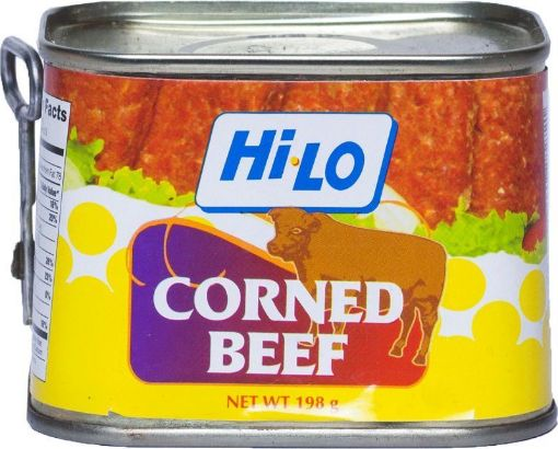 Picture of Hi-Lo Corned Beef (198g)