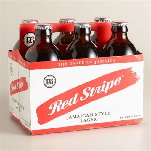 Picture of Red Stripe Beer (6-Pack)