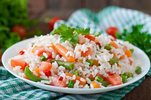 Picture of Cook your own Christmas Rice Recipe