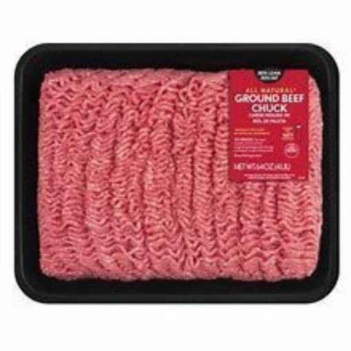 Picture of Ground Beef Chuck (80% Lean)