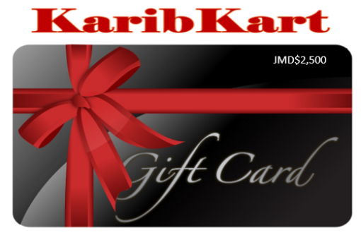 Picture of JMD $2,500 Virtual Gift Card