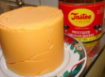 Picture of Tastee Processed Cheddar Cheese (2.2Kg -Canned)