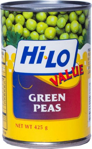 Picture of Hi-Lo Green Peas (425g)