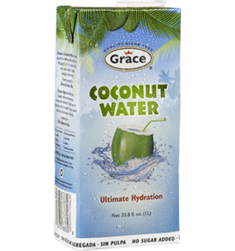 Picture of Grace Coconut Water (1L)