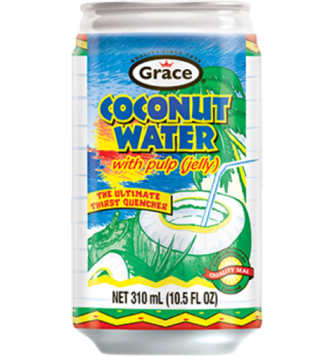 Picture of Grace Coconut Water (With Pulp - 310 ml)