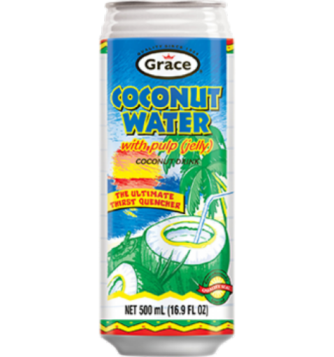 Picture of Grace Coconut Water (With Pulp -500 ml)
