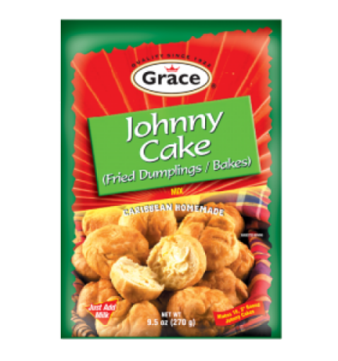 Picture of Grace Johnny Cake Mix (270g)