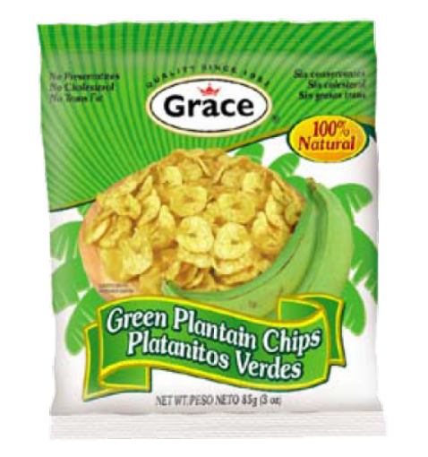 Picture of Grace Green Plantain Chip (85g)
