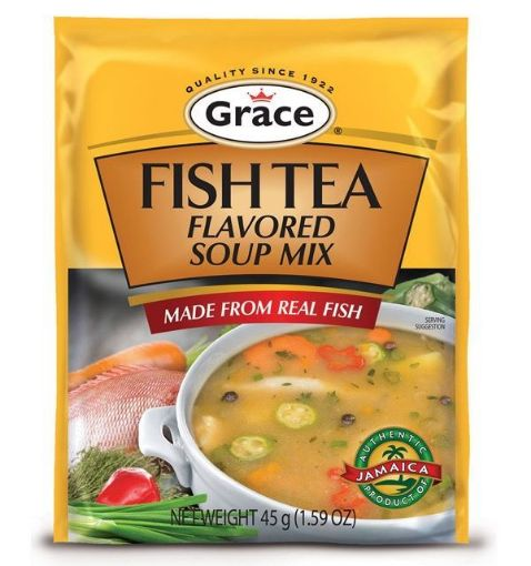 Picture of Grace Fish Tea Soup Mix (45g)