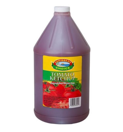 Picture of Caribbean Choice Tomato Ketchup (Large - 1 GL)