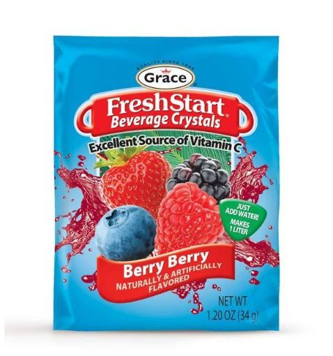 Picture of Grace Fresh Start (Berry -45g)