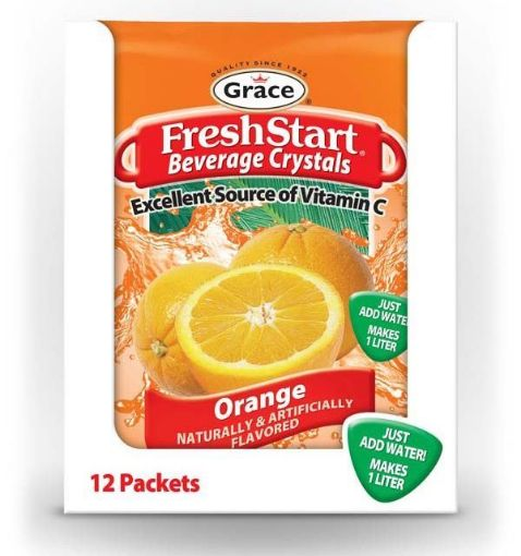 Picture of Grace Fresh Start (Orange -  45g)
