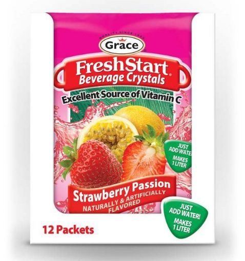 Picture of Grace Fresh Start (Strawberry Passion - 45g)