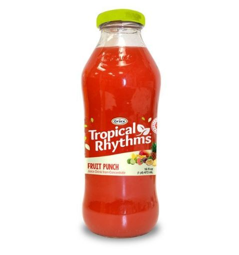 Picture of Grace Tropical Rhythms Fruit Punch (453 ml)