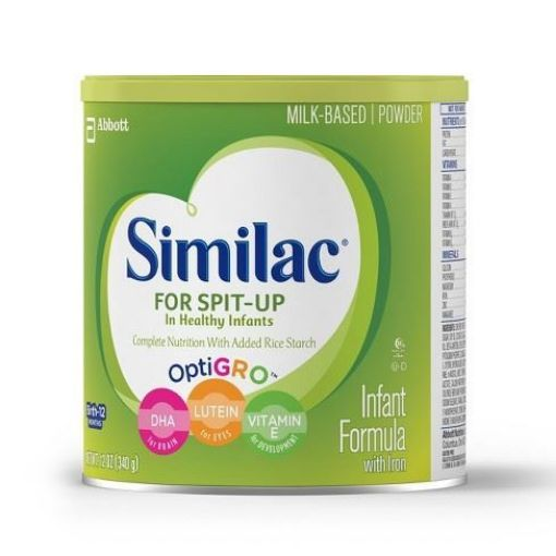 Picture of Similac® For Spit-Up Infant Formula Powder (12oz)