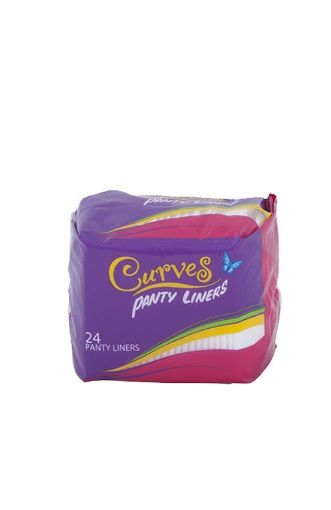 Picture of Lasco Curves Brand - Panty Liner (24 liners)