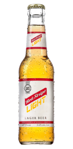 Picture of Red Stripe Light Beer (Bottle - 275 mL)
