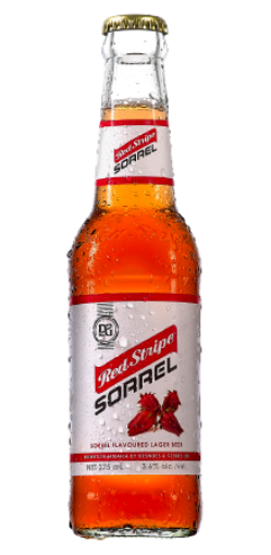 Picture of Red Stripe Sorrel Beer (Bottle - 275 mL)