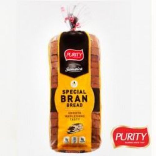 Picture of Purity Special Bran Bread (550g)