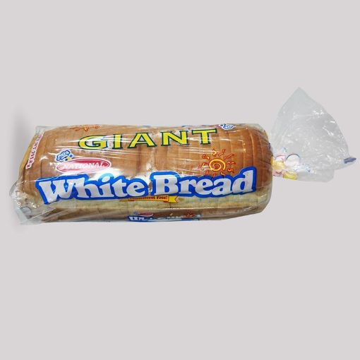 Picture of National Giant White Sliced Bread (793.8g)