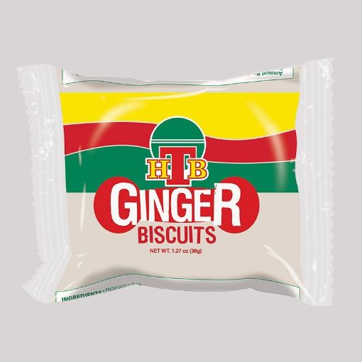 Picture of HTB Ginger Biscuits (36g)