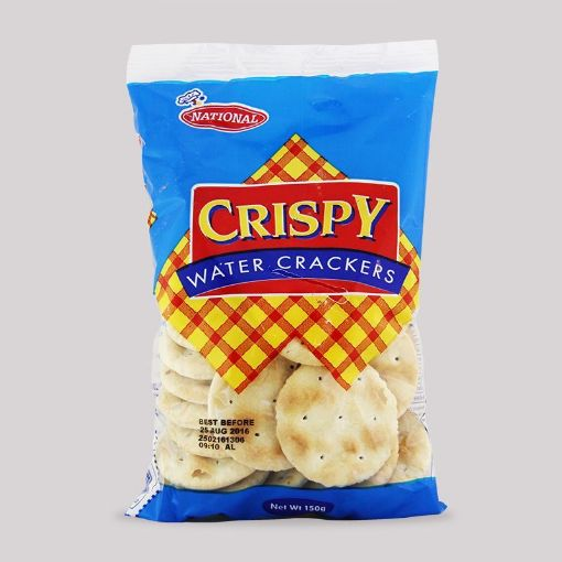 Picture of National Crispy Crackers ( 150g)