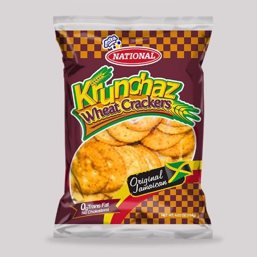 Picture of National Krunchaz Wheat Crackers (114g)
