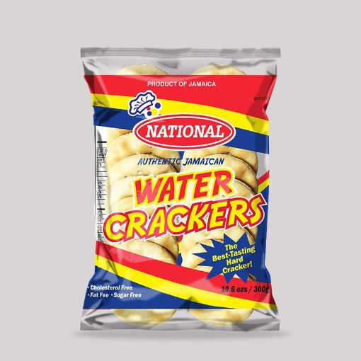 Picture of National Water Crackers (300g)