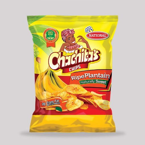 Picture of National Chachitas Chips (Ripe Plantain Naturally Sweet - 90g)