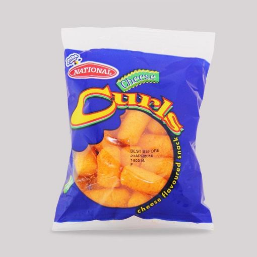 Picture of National Cheese Curls (32g)