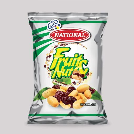 Picture of National Fruit & Nuts (100)