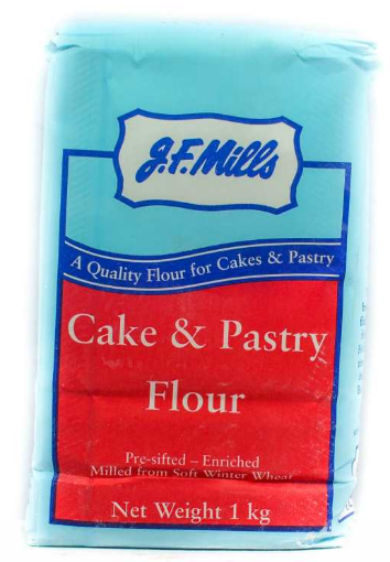 Picture of Jamaica Flour Mills Cake & Pastry Flour (1 Pack - 1Kg)
