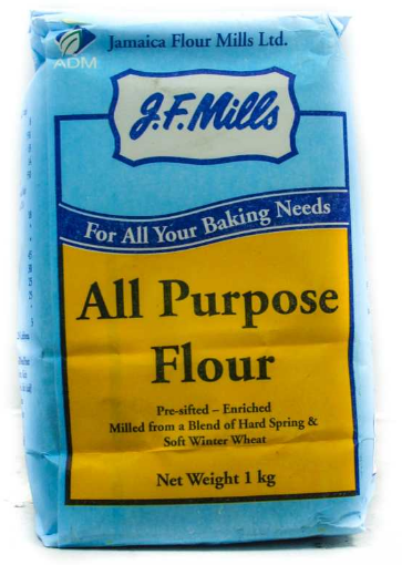Picture of Jamaica Flour Mills All Purpose Flour (1 Pack - 1Kg)