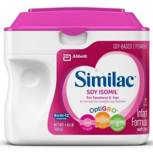 Picture of Similiac Soy Isomil Milk (658g/23.3oz)