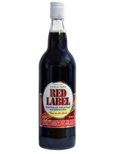 Picture of Wray & Nephew Red Label Wine (750ml)
