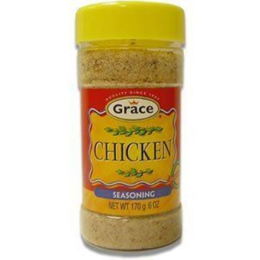 Picture of Grace Caribbean Traditions Chicken Seasoning  170g (4.76oz)