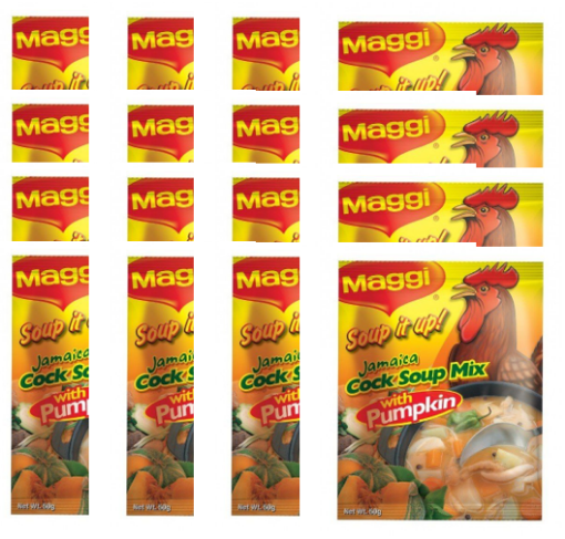 Picture of Maggi 50g Cock Soup Mix 12 Pack