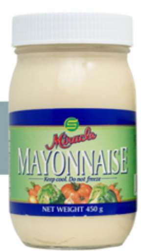 Picture of Miracle Mayonnaise (450g)