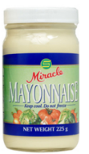 Picture of Miracle Mayonnaise (225g)