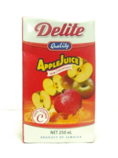Picture of Delite Apple Juice (250ml)