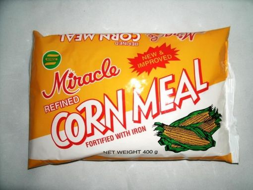 Picture of Miracle Refined CornMeal (400g)