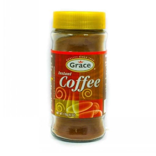 Picture of Grace Instant Coffee (6 oz/170g)