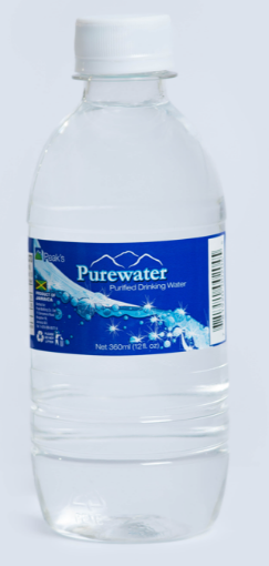 Picture of Catherine's Peak Pure Water (360 ml)
