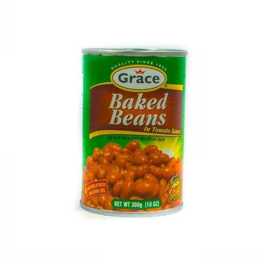 Picture of Grace Baked Beans (In Tomato Sauce - 300g)