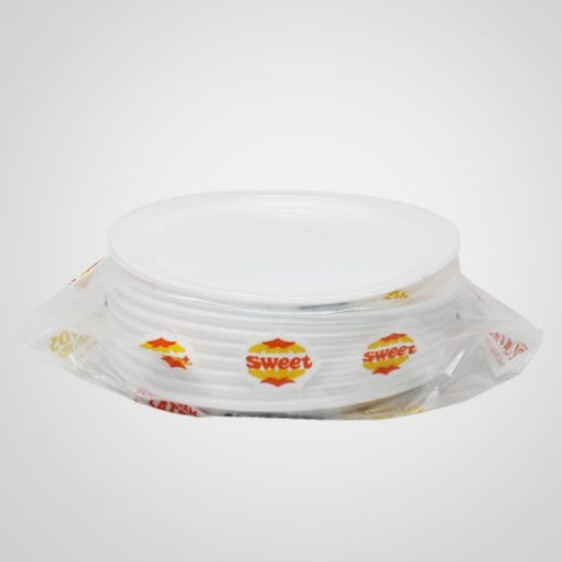 Picture of Wisynco Sweet Plastic Plates (25 plates)