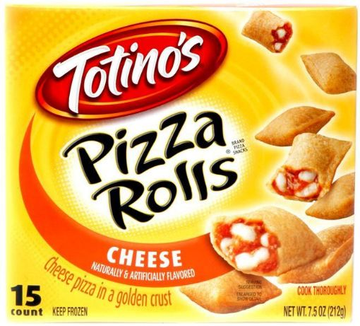 Picture of Totino's Cheese Pizza Rolls (7.5 oz/212g)