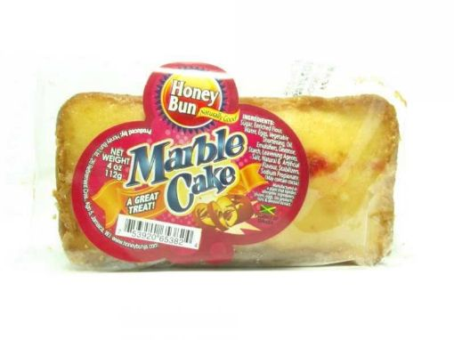 Picture of Honey Bun Marble Cake (4.0oz/112g)