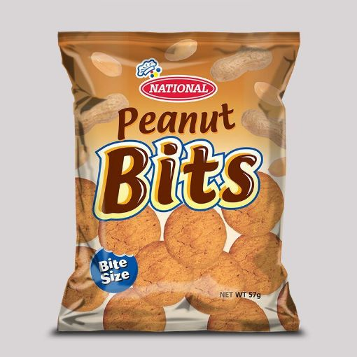 Picture of National Peanut Bits Cookies (57g)