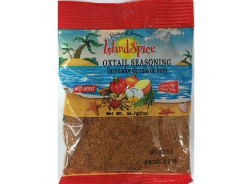 Picture of Island Spice Oxtail Seasoning ( 56.7g)