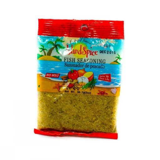 Picture of Island Spice Fish Seasoning ( 56.7g)